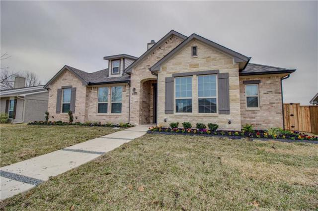 8206 Chesham Drive, Rowlett, TX 75088 (MLS #14005160) :: Vibrant Real Estate