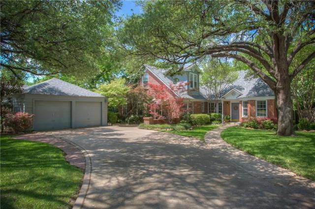 3909 Westcliff Road S, Fort Worth, TX 76109 (MLS #14005169) :: The Holman Group