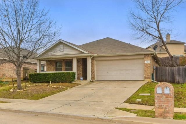 2704 Big Spring Drive, Fort Worth, TX 76120 (MLS #14005173) :: The Rhodes Team