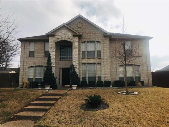 1216 High Bluff Drive, Desoto, TX 75115 (MLS #14005234) :: RE/MAX Pinnacle Group REALTORS