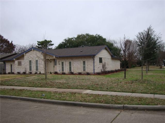 802 Carleton Drive, Richardson, TX 75081 (MLS #14005240) :: Vibrant Real Estate