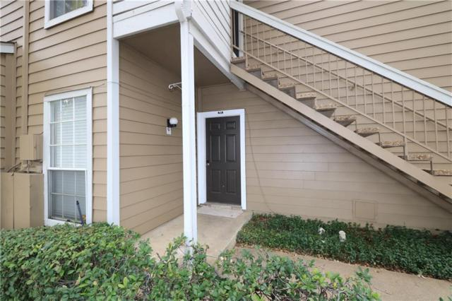 3649 W Northgate Drive #156, Irving, TX 75062 (MLS #14005257) :: The Heyl Group at Keller Williams