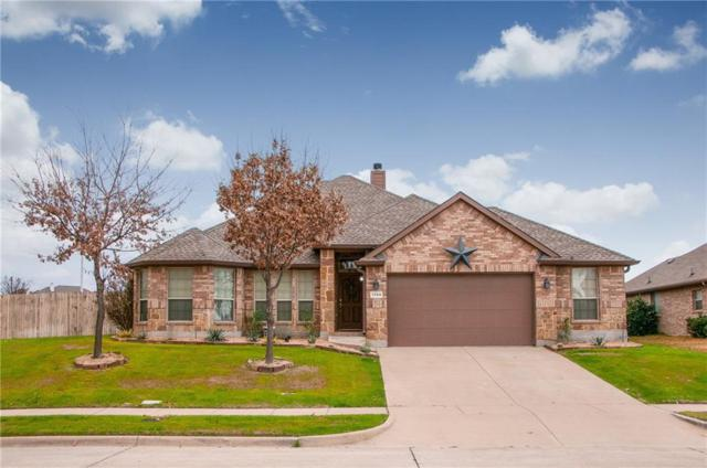 1709 Melanie Trail, Midlothian, TX 76065 (MLS #14005286) :: RE/MAX Pinnacle Group REALTORS