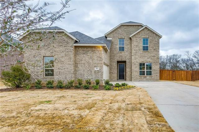 4025 Knightsbridge Lane, Midlothian, TX 76065 (MLS #14005300) :: RE/MAX Pinnacle Group REALTORS
