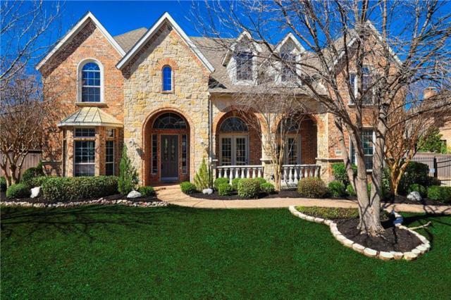 1425 Montgomery Lane, Southlake, TX 76092 (MLS #14005376) :: The Holman Group
