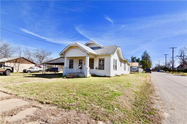 2210 Avenue B, Brownwood, TX 76801 (MLS #14005378) :: Kimberly Davis & Associates