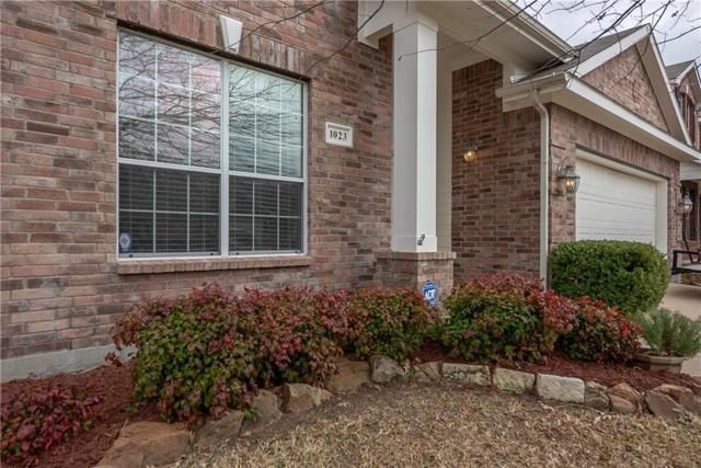 1023 Utopia Lane, Forney, TX 75126 (MLS #14005416) :: RE/MAX Landmark