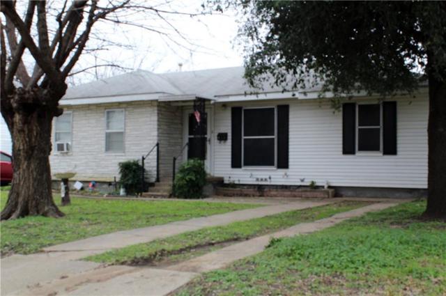 413 37th Street, Grand Prairie, TX 75050 (MLS #14005430) :: The Holman Group