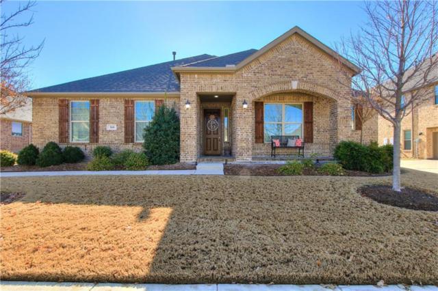 360 Darian Drive, Prosper, TX 75078 (MLS #14005484) :: Hargrove Realty Group