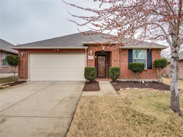 9972 Rosedale Drive, Frisco, TX 75035 (MLS #14005495) :: Robbins Real Estate Group