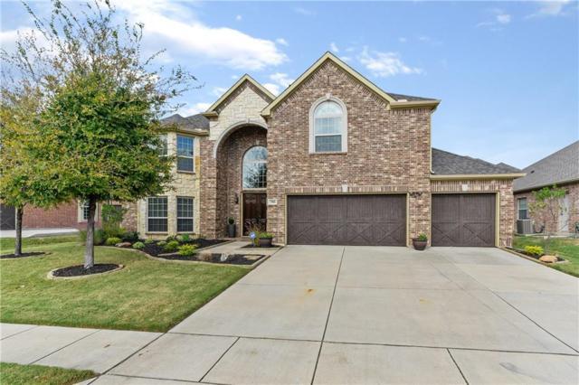 780 Texana Drive, Prosper, TX 75078 (MLS #14005547) :: Real Estate By Design