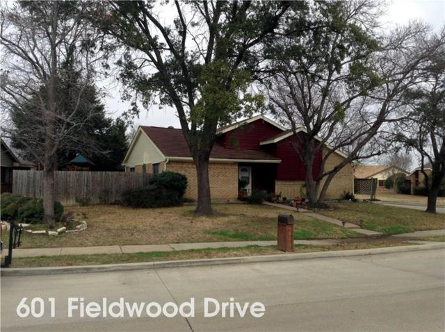 601 Fieldwood Drive, Mesquite, TX 75150 (MLS #14005550) :: The Heyl Group at Keller Williams