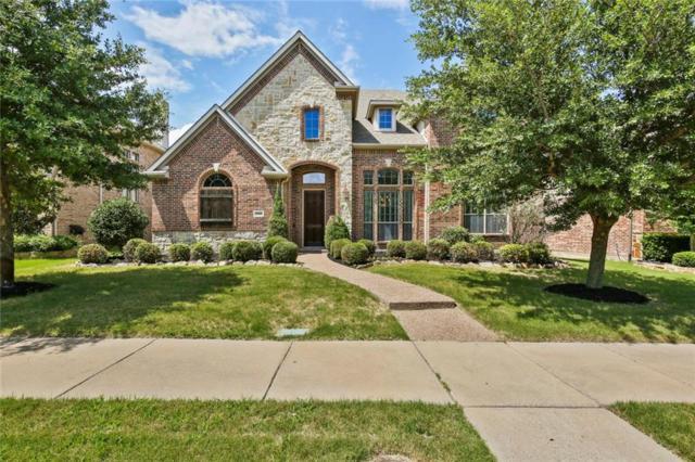 5766 Wellington Lane, Frisco, TX 75033 (MLS #14005565) :: Robbins Real Estate Group