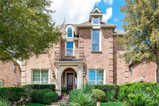 14718 Seedling Drive, Frisco, TX 75035 (MLS #14005571) :: Robbins Real Estate Group