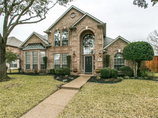 137 Kingsridge Drive, Coppell, TX 75019 (MLS #14005585) :: Team Tiller