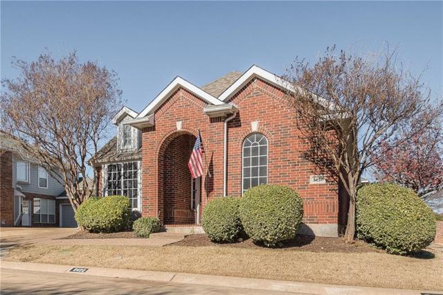 2420 Aberdeen Avenue, Mckinney, TX 75072 (MLS #14005609) :: Robbins Real Estate Group