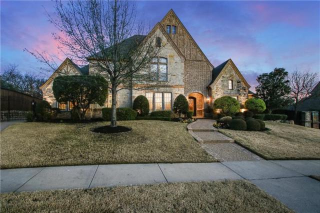609 Chapel Court, Southlake, TX 76092 (MLS #14005614) :: Team Tiller