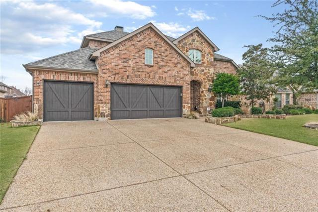 961 Fox Ridge Trail, Prosper, TX 75078 (MLS #14005634) :: Hargrove Realty Group