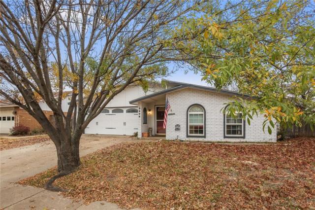 3808 Walnut Drive, Bedford, TX 76021 (MLS #14005636) :: The Holman Group