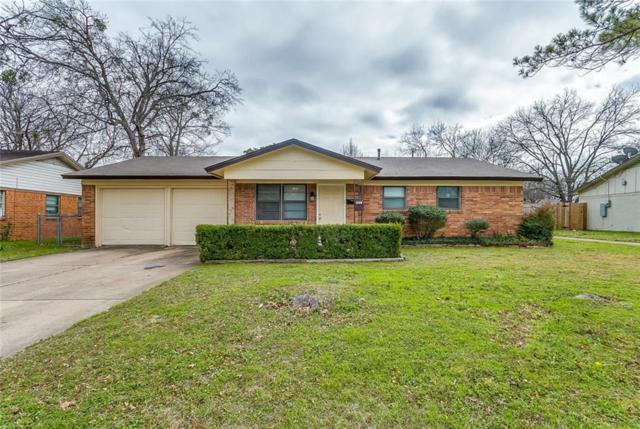 309 Lena Lane, Burleson, TX 76028 (MLS #14005652) :: Potts Realty Group