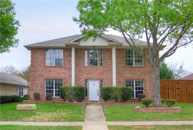 812 Red Tip Drive, Allen, TX 75002 (MLS #14005720) :: RE/MAX Town & Country