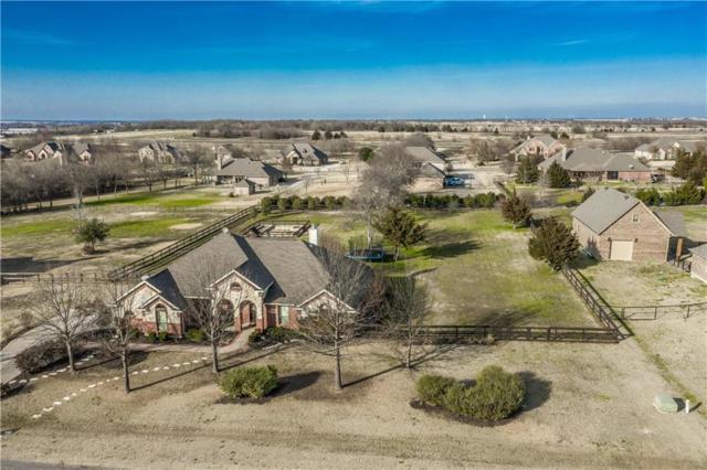 2842 Oakwood Drive, Celina, TX 75009 (MLS #14005721) :: RE/MAX Landmark