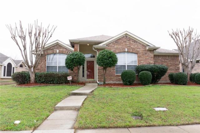 1624 Niagara Boulevard, Lewisville, TX 75077 (MLS #14005731) :: Real Estate By Design