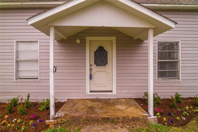 518 W Mccart Street, Krum, TX 76249 (MLS #14005742) :: Robbins Real Estate Group
