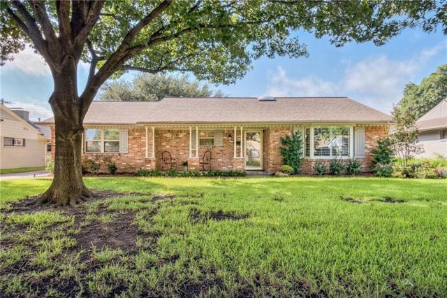 10630 Estate Lane, Dallas, TX 75238 (MLS #14005781) :: The Hornburg Real Estate Group