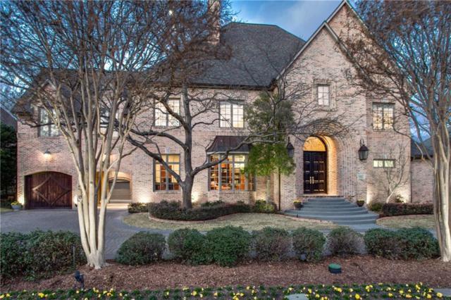 6807 Meadow Road, Dallas, TX 75230 (MLS #14005791) :: Robbins Real Estate Group