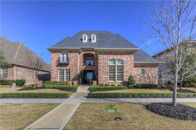3688 Greenbrier Drive, Frisco, TX 75033 (MLS #14005793) :: Robbins Real Estate Group