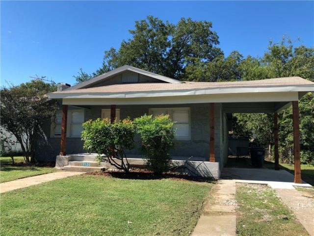 3320 Ryan Avenue, Fort Worth, TX 76110 (MLS #14005833) :: Kimberly Davis & Associates