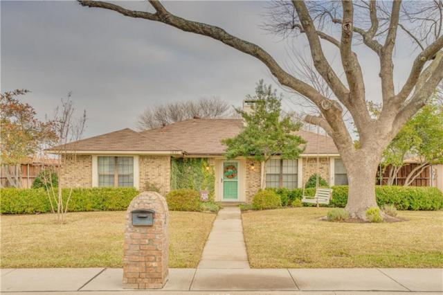 1837 Tucson Drive, Lewisville, TX 75077 (MLS #14005834) :: Real Estate By Design