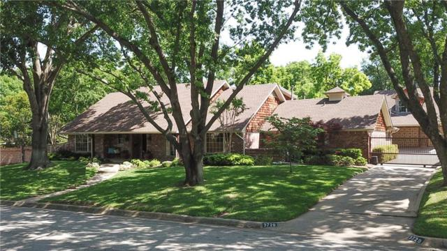3729 Echo Trail, Fort Worth, TX 76109 (MLS #14005854) :: RE/MAX Landmark