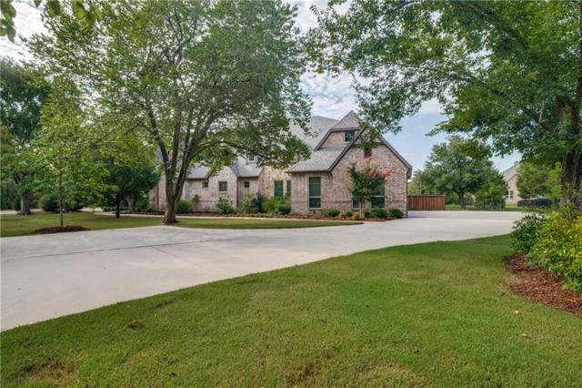 1160 Hart Road, Fairview, TX 75069 (MLS #14005857) :: RE/MAX Town & Country