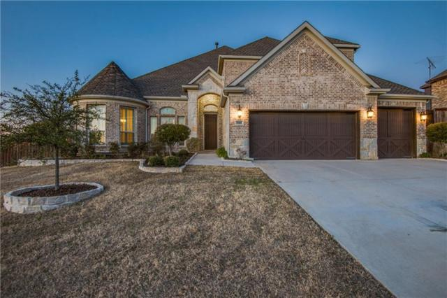 1001 Ballycastle Lane, Corinth, TX 76210 (MLS #14005865) :: The Real Estate Station