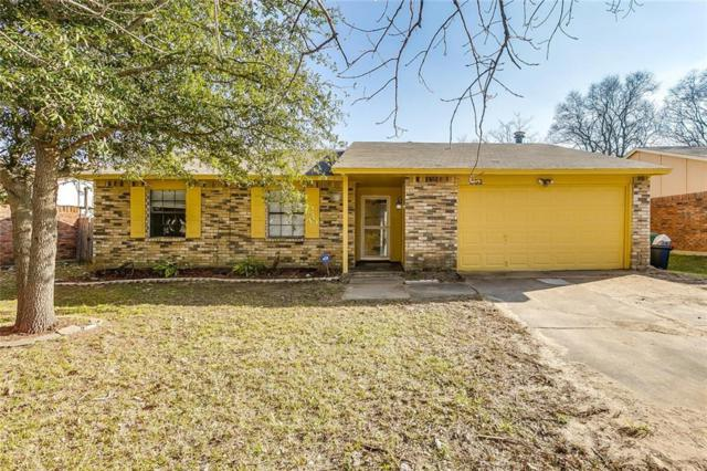 802 Fort Worth Street, Mansfield, TX 76063 (MLS #14005876) :: Century 21 Judge Fite Company