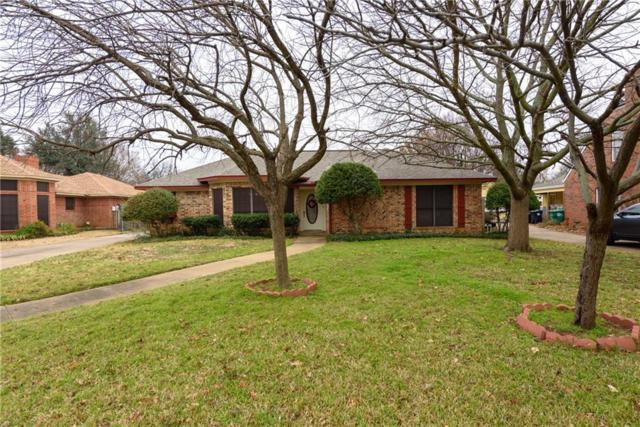 1609 Amherst Drive, Denton, TX 76201 (MLS #14005891) :: Real Estate By Design