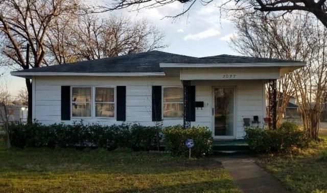 2037 NW Dallas Street, Grand Prairie, TX 75050 (MLS #14005903) :: The Real Estate Station