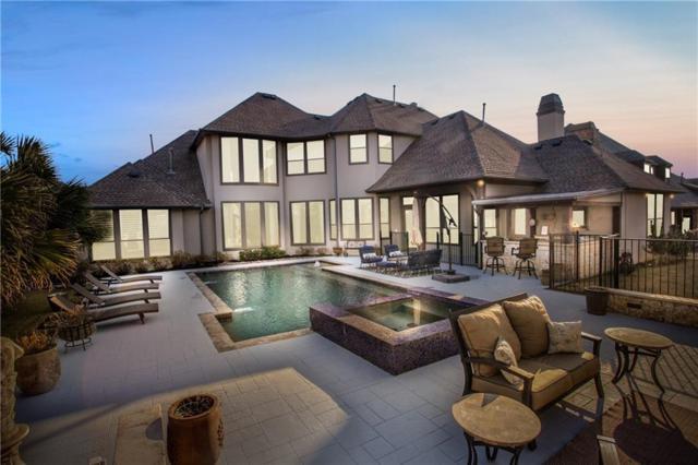 18 Siesta Circle, Heath, TX 75032 (MLS #14005969) :: Baldree Home Team