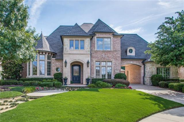 5957 Aberdeen Place, Frisco, TX 75034 (MLS #14005981) :: RE/MAX Town & Country