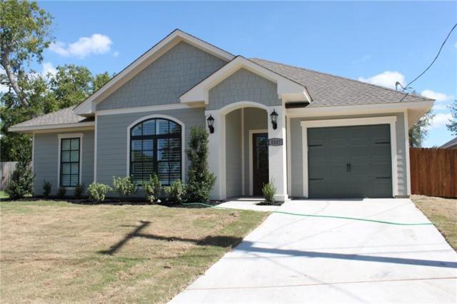305 Wyatt Street, Waxahachie, TX 75165 (MLS #14006019) :: Century 21 Judge Fite Company