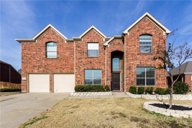 14924 Lone Spring Drive, Little Elm, TX 75068 (MLS #14006029) :: Real Estate By Design