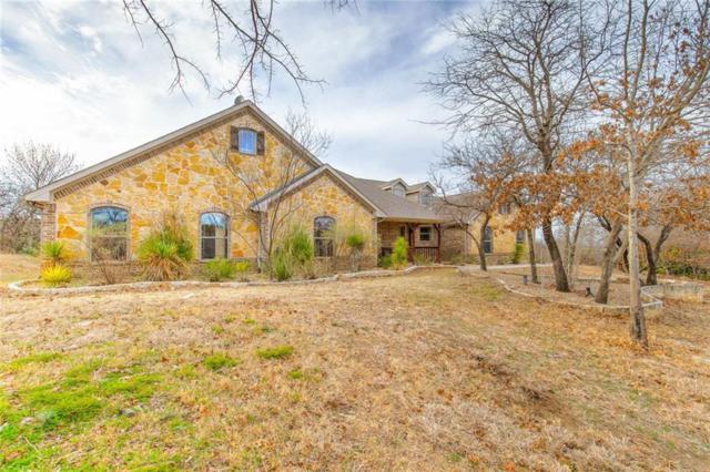 125 Miramar Circle, Weatherford, TX 76085 (MLS #14006037) :: The Gleva Team