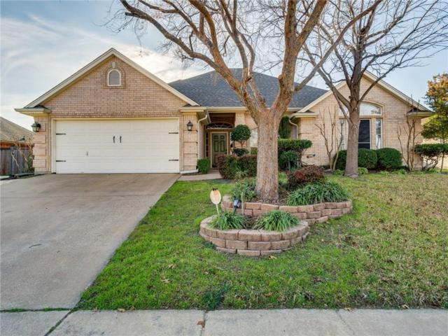 324 Woodcrest Drive, Saginaw, TX 76179 (MLS #14006040) :: The Gleva Team