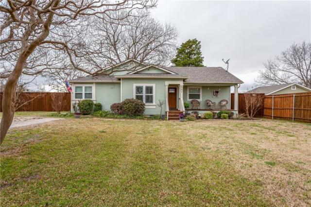 921 N Alamo Road, Rockwall, TX 75087 (MLS #14006070) :: The Real Estate Station