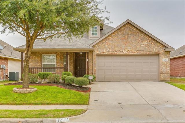 12141 Longstone Drive, Burleson, TX 76028 (MLS #14006072) :: Century 21 Judge Fite Company