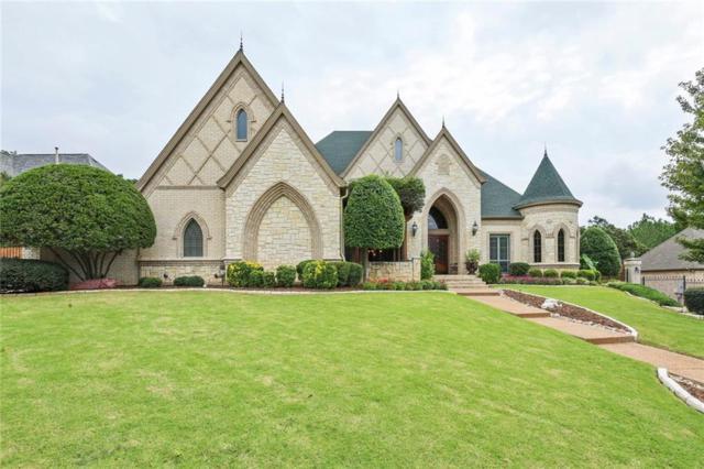 705 Sussex Court, Southlake, TX 76092 (MLS #14006084) :: Team Tiller