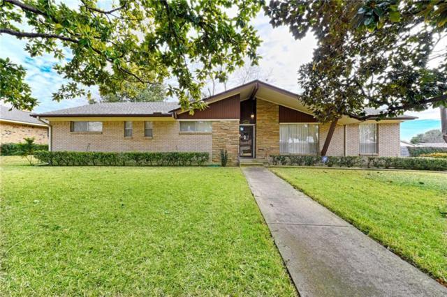 3904 Crestpark Drive, Farmers Branch, TX 75244 (MLS #14006097) :: Robbins Real Estate Group