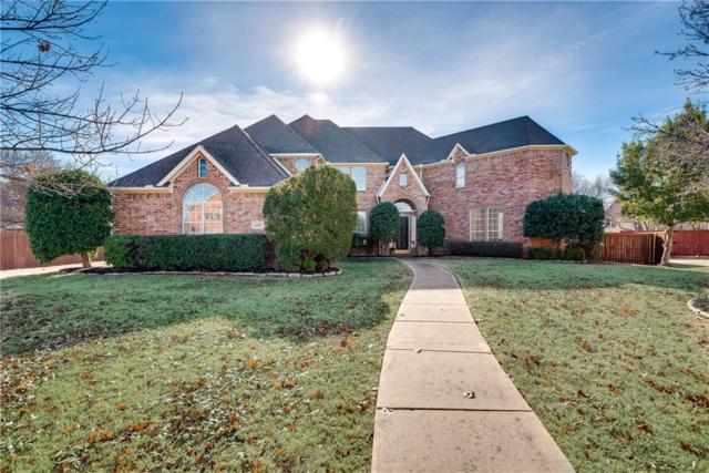 1205 Forest Hills Drive, Southlake, TX 76092 (MLS #14006107) :: Baldree Home Team